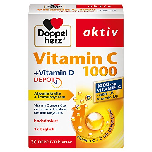 Queisser Pharma GmbH & Co. Kg -  Doppelherz Vitamin C
