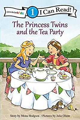 Level 1 Pre-K to 2nd Grade The Princess Twin Series with Faith Based Teachings for Girls