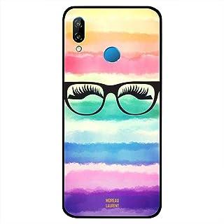 Huawei Nova 3i Case Cover Eyelashes Glasses, Moreau Laurent Premium Phone Covers & Cases Design