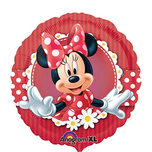 amscan 2481301 - Folienballon Minnie, Spiel