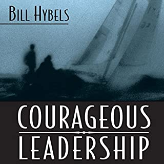 Courageous Leadership cover art