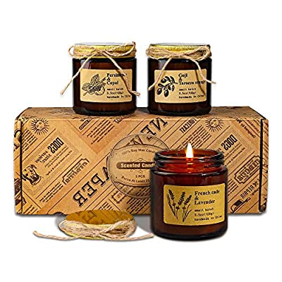 Scented Candles Aromatherapy Candles