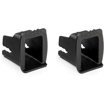 per auto generale Versione migliorata VISLONE Kit di Montaggio dellancoraggio di ritenuta per seggiolino Auto Universale per connettore Cintura ISOFIX