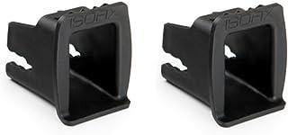Hauck Connect Me Universal, soporte para insertar enganches Isofix para asientos infantiles con base Isofix, negro