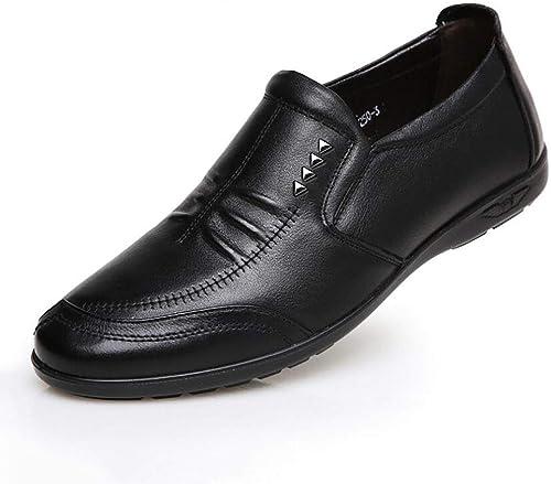 Details zu Neu Herren Fahren Business Rutschfest Gefüttert Mokassins Loafer Schuhe Alltag
