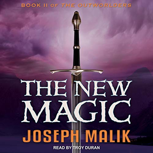 The New Magic cover art