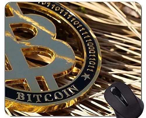 Kundenspezifische ursprüngliche Mausunterlage, Dollar Bitcoin Kassenbüro-Mausunterlage