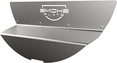 Smoke Plate Slow Smoker For Smoking & Searing