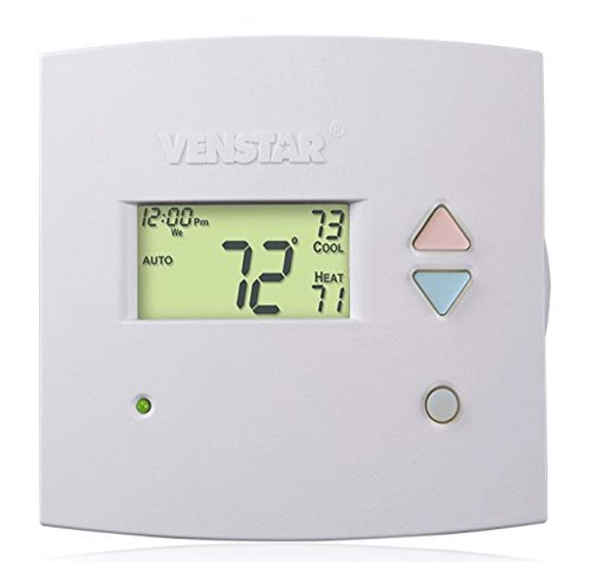 Venstar T2700 Slim Line Commercial Tulsa Mall Thermostat Non Programmable Excellence