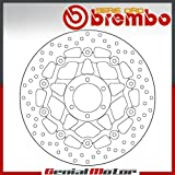 78B408A2 Disco Freno Flotante Brembo Serie Oro Delantero por Tdm 850 1991  2001