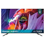 Hisense 75H8GPLAT 75 inch Quantum 4K ULED Android Smart TV + Monaco 5.1 with SoundSend WiSA Certified