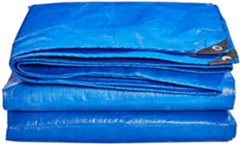 Bache Bache Toile d'ombre Tarp -Toile de bache de bache de bache de Prougeection Solaire LEBAO (Taille   4  4m)
