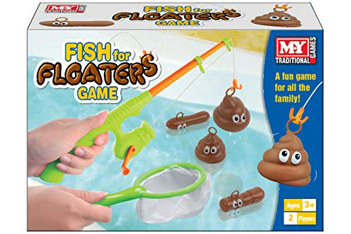 KANDY TOYS Gioco di Fish for Floaters