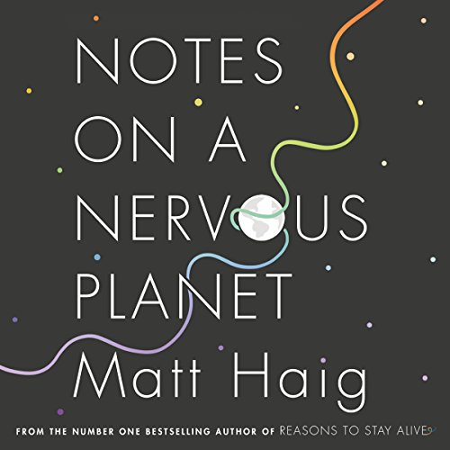 Couverture de Notes on a Nervous Planet