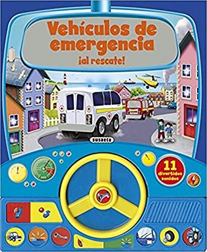 Vehículos de emergencia ¡al rescate!