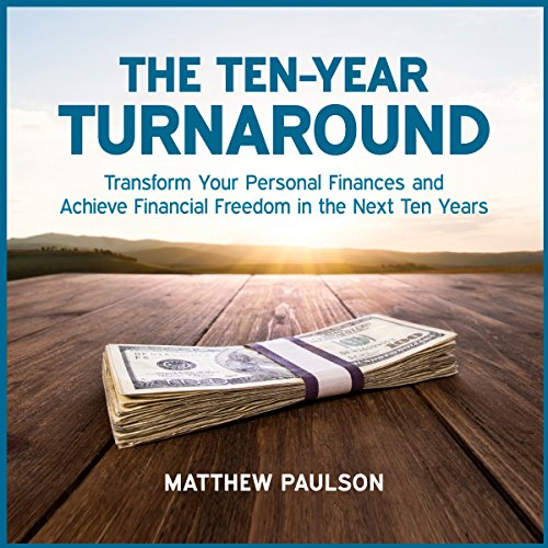 The Ten-Year Turnaround cover art