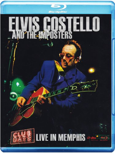 Elvis Costello & The Imposters - Club Date/Live in Memphis [Blu-ray]