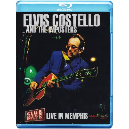 Elvis Costello and the Imposters - Live in Memphis