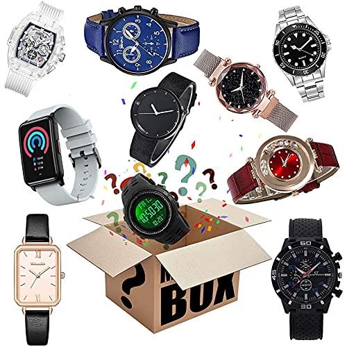 DLXYch Caja misteriosa , caja de la suerte, latido del corazón, súper rentable, buena relación calidad-precio, primero llegado por primera vez, Se puede usar como regalo para niños,Ver-a