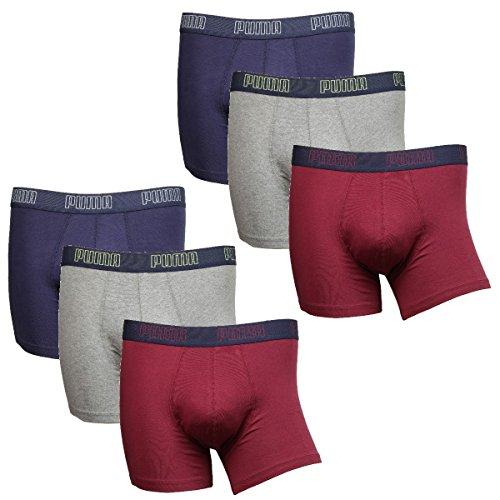 PUMA Boxer pour homme Multicolore Taille S