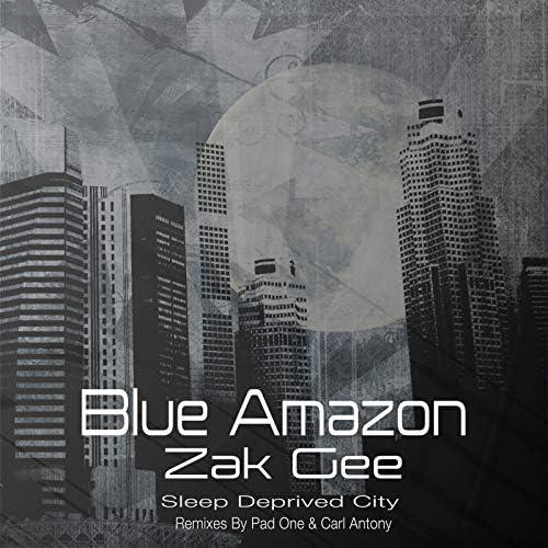Blue Amazon & Zek Gee