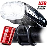 Cycle Torch Night Owl USB Rechargeable Bike...