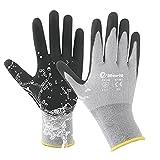 Emerit 2 Pairs Bamboo Garden Gloves