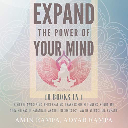 Expand the Power of Your Mind Titelbild