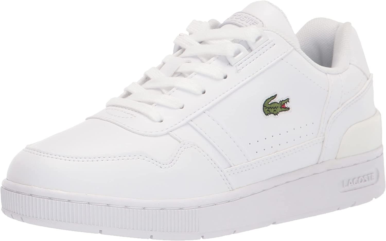 Lacoste Unisex-Child Kid's T-Clip Sneakers