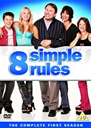 8 Simple Rules on DVD