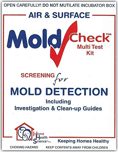 DIY MoldCheck Mold Testing Kit