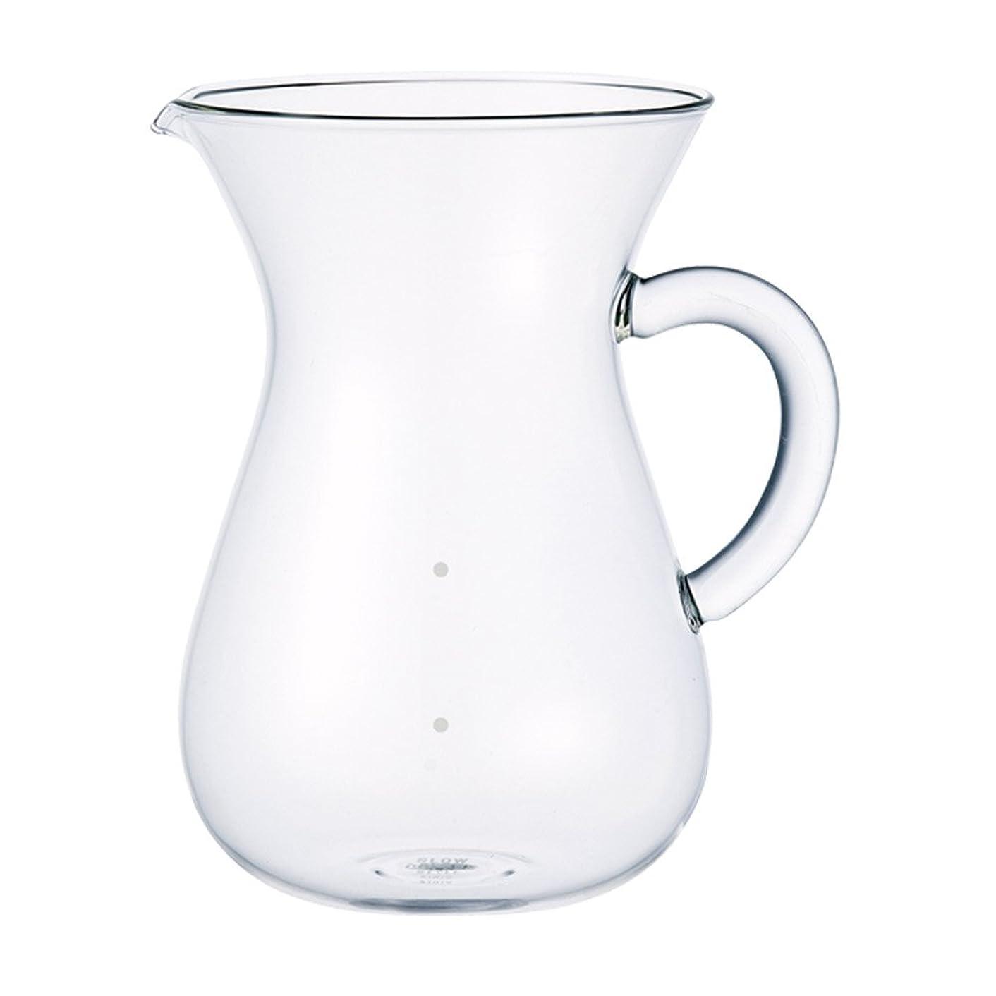 マントバイオレットエイリアスKINTO (キントー)  SCS コーヒーカラフェ 600ml 27667