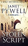 Stolen Script: A deadly game - and a riveting read (A Mikky dos Santos Thriller Book 3)