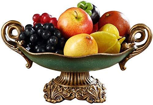 Allamp Plana Plana Cristal Fruta en Toda Europa Moderna Sala de Estar Sala de Estar Plana Plana Fruto (Color: el Color ámbar) Herramientas de Cocina, adecuadas para Picnic en c