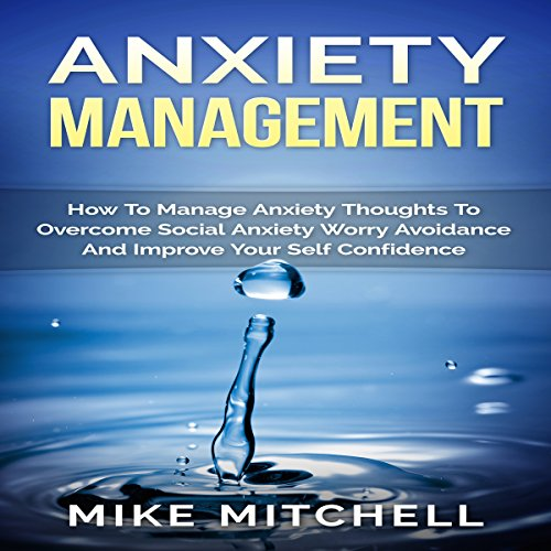 Anxiety Management audiobook cover art
