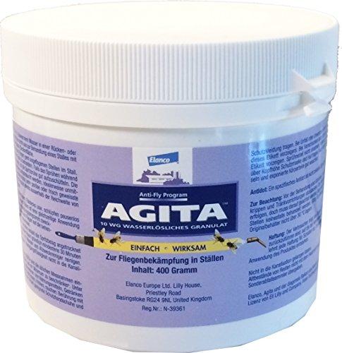 AGITA® 10 WG Granulat - 400 g - Fliegenmittel