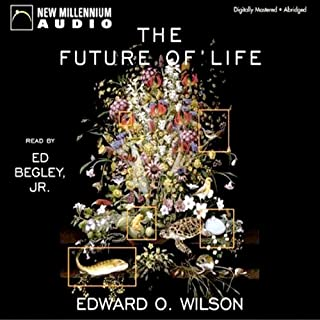 The Future of Life audiobook cover art
