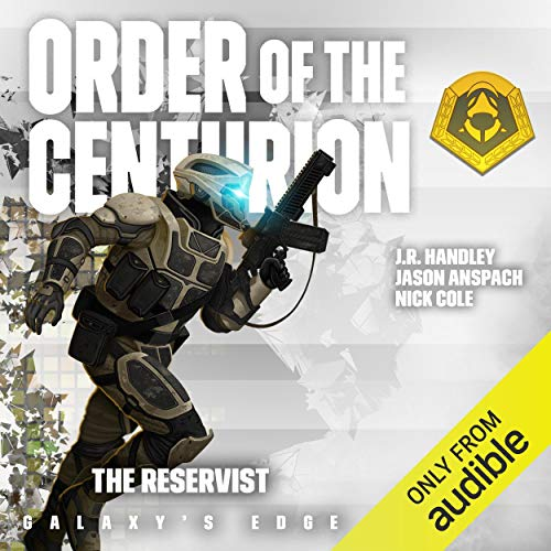 The Reservist cover art
