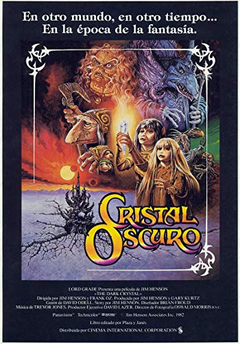Cristal Oscuro- Bd [Blu-ray]