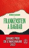 Frankenstein à Bagdad par Saadawi