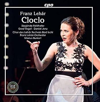 Lehár: Cloclo (Live)