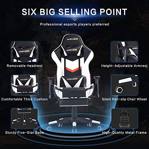 WENSIX Ergonomischer Gaming-Stuhl PC kaufen  Bild 1*
