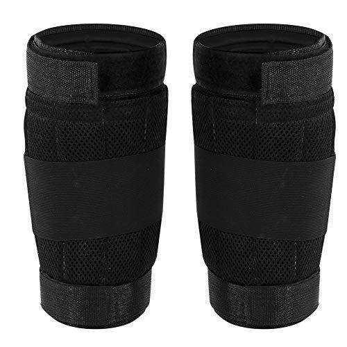 Ponacat Verstellbare Beingewichte Am Knöchel Handgelenk Arm Verstellbare Gewichte Verstellbarer Riemen Und Weiche Polsterung für Mehr Komfort