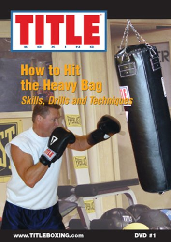 Title Boxing Title Dvd - How To Hit The Heavy Bag