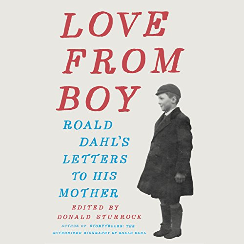 Love from Boy audiobook cover art