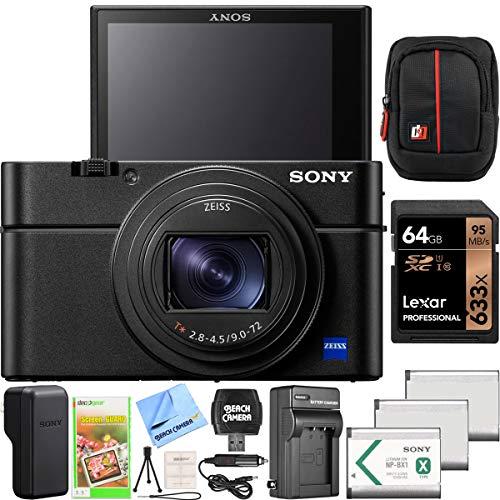 Sony Cyber-Shot RX100 VII RX100M7 Premium Compact Camera