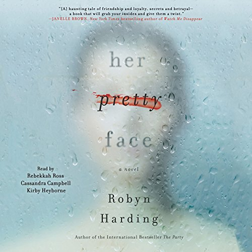 Her Pretty Face cover art