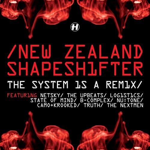 New Zealand Shapeshifter