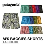 patagonia(パタゴニア)57021 M's Baggies Shorts - 5 in. US-S BLK