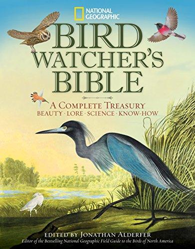 Bird-Watcher's Bible: A Complete Treasury